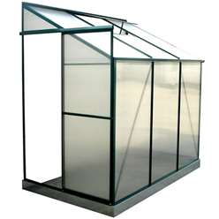 Lean-To Greenhouse 4 x 6