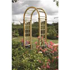 Deluxe Round Top Arch