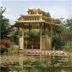 Deluxe Oriental Pagoda