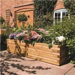 Deluxe Patio Planter