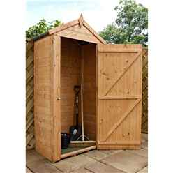 3' 2 x 2 Wooden Sentry Garden Box - 48HR + SAT Delivery*