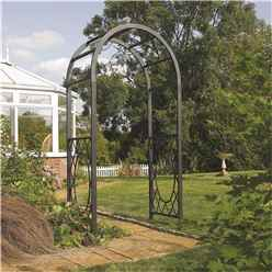 Deluxe Wrenbury Round Top Arch