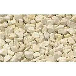 Bulk Bag 850kg Harvest Buff Gravel