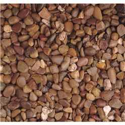 Bulk Bag 850kg Walnut Flint Gravel