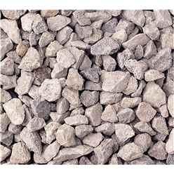 Bulk Bag 850kg 20mm White Limestone Gravel