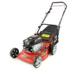 Gardencare LM46P Push Lawnmower - 46cm - FREE 24HR DELIVERY
