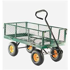 Garden Cart - 300kg Load Capacity - Free Next Day Delivery