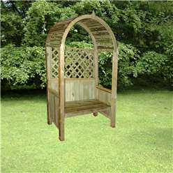 **PRE ORER - DUE BACK IN STOCK 22ND AUGUST** Deluxe Helios Arbour