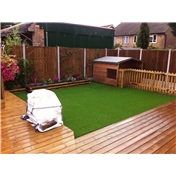 Artificial Grass EliGrass Gold - Price per 1m2 (select quantity required)
