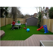 Artificial Grass EliGrass Silver - Price per 1m2 (select quantity required)