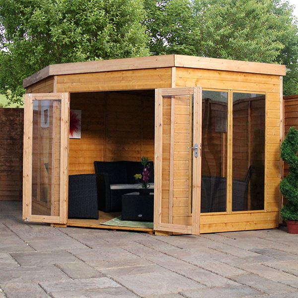Splendid  X  Premier Wooden Corner Summerhouse With Extraordinary Escape Summerhouses  X  Premier Wooden Corner Garden Summerhouse Tongue  And Groove Roof And Floor  Hr  Sat Delivery With Alluring Landscape Gardeners Bolton Also Garden Gnome Origin In Addition Elizabethan Gardens Manteo North Carolina And Concrete Garden Ornaments Uk As Well As Hunter Gardener Clog Additionally Garden Equipment From Ilikeshedscom With   Extraordinary  X  Premier Wooden Corner Summerhouse With Alluring Escape Summerhouses  X  Premier Wooden Corner Garden Summerhouse Tongue  And Groove Roof And Floor  Hr  Sat Delivery And Splendid Landscape Gardeners Bolton Also Garden Gnome Origin In Addition Elizabethan Gardens Manteo North Carolina From Ilikeshedscom