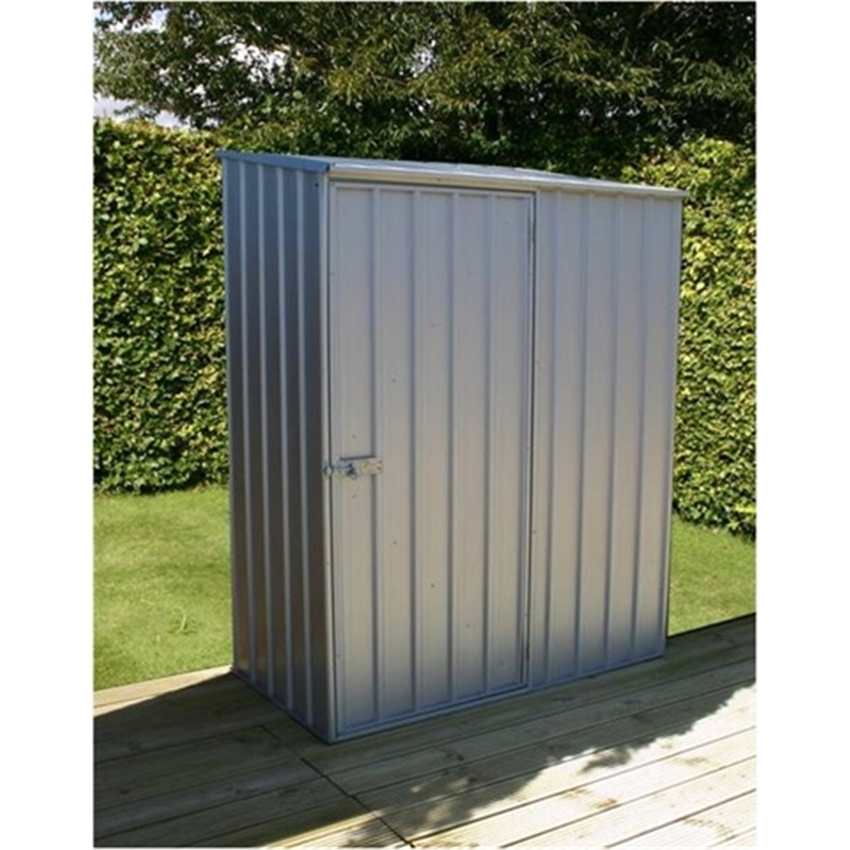 Wooden shed grillpavillon seattle 6 m 55mm 3x3 for Garden shed 3x3