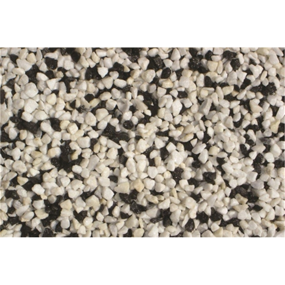 bulk bag 850kg black and white mix gravel. Black Bedroom Furniture Sets. Home Design Ideas