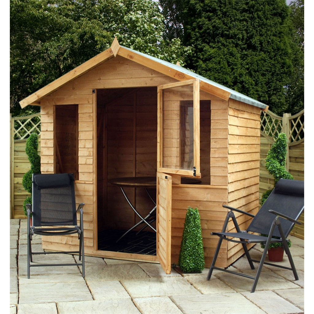 Stunning  X  Value Overlap Wooden Summerhouse With Exciting Escape Summerhouses  X  Value Overlap Wooden Garden Summerhouse  Stable  Door Mm Solid Osb Floor  Hr  Sat Delivery With Cute Country Garden Ideas Also Bexley Garden Centre In Addition Range Garden Furniture And Fencing For Garden As Well As Garden Retreats Additionally Garden Willow Screening From Ilikeshedscom With   Exciting  X  Value Overlap Wooden Summerhouse With Cute Escape Summerhouses  X  Value Overlap Wooden Garden Summerhouse  Stable  Door Mm Solid Osb Floor  Hr  Sat Delivery And Stunning Country Garden Ideas Also Bexley Garden Centre In Addition Range Garden Furniture From Ilikeshedscom