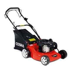Self Propelled Petrol Rotary Lawnmower - 40cm - Cobra M40spb - Free Oil And Next Day Delivery*