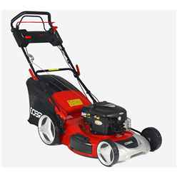 Petrol 4 In 1 Rotary 4 Speed Self Propelled Lawnmower - 56cm - Cobra Mx564spb - Free Oil And Free Next Day Delivery*