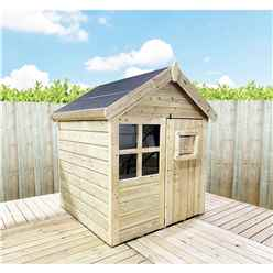 Apex Playhouse 4ft x 4ft