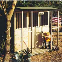 6 x 4 Jail House Playhouse