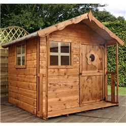 Installed Playhouse 5ft x 5ft - Includes Installation