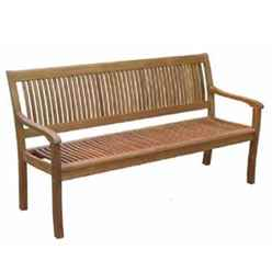 3 Seater Windsor Bench - Free Next Working Day Delivery (Mon-Fri)
