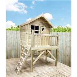 Tower Playhouse 5ft x 7ft (Show Site)