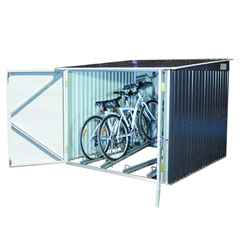 6 x 6 Bike Store Anthracite Grey (2.02m x 1.89m)
