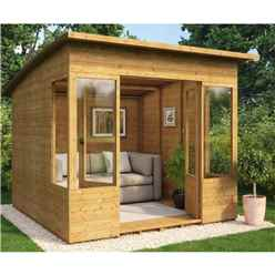 8 X 8 Verano Tongue And Groove Summerhouse