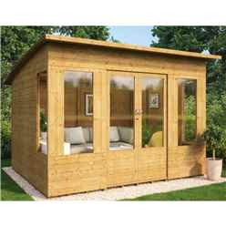8 X 10 Verano Tongue And Groove Summerhouse