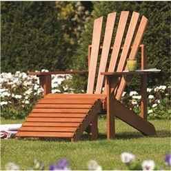 Deluxe Adirondack Chair