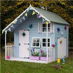 INSTALLED 7 x 6 (1.79m x 2.09m)  - Crib Playhouse INSTALLATION INCLUDED