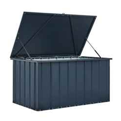 5 x 3 Premier EasyFix Cushion Box - Anthracite Grey (1.43m x 0.85m)