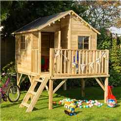 """7' 6"""" x 6' 7"""" Hide Out Playhouse (2.30m X 2.01m)"""