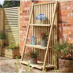 Pressure Treated Garden Plant Stand