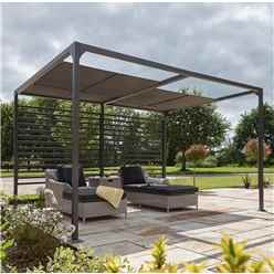 Deluxe 4 x 3 Florence Canopy