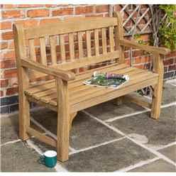 1.2m Heavy Duty Wooden Bench