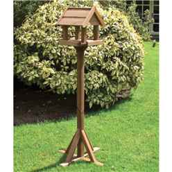 Two Sided Premium Bird Table