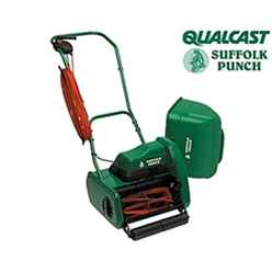 Suffolk Punch 12 Electric Cylinder Lawnmower