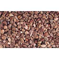 Bulk Bag 850kg Cheshire Pink Gravel