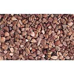 Bulk Bag 850kg Cheshire Pink Gravel