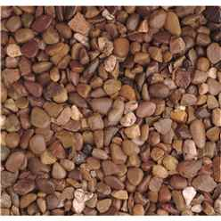 Bulk Bag 850kg Brown And Cream Gravel