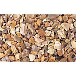 Bulk Bag 850kg Golden Flint Gravel