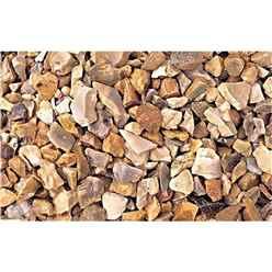 Bulk Bag 850kg Golden Flint Gravel