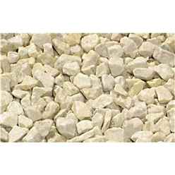 Bulk Bag 850kg Harvest Buff Gravel