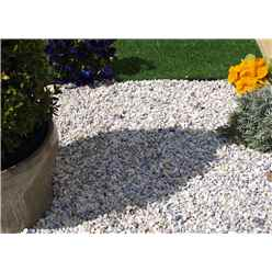 Bulk Bag 850kg Spanish Glow Gravel 14mm