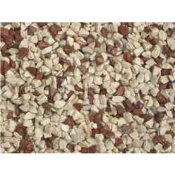 Bulk Bag 850kg Strawberry And Cream Gravel