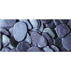 Bulk Bag 850kg Blue Paddlestones