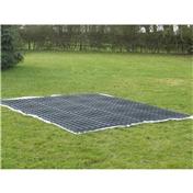 Plastic Ecobase 10ft x 18ft (77 Grids)