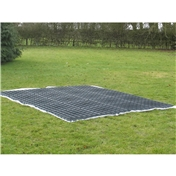 Plastic Ecobase 9ft x 6ft (24 Grids)