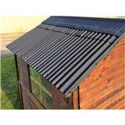 8ft x 7ft WaterShed Slate Effect Roofing Alternative
