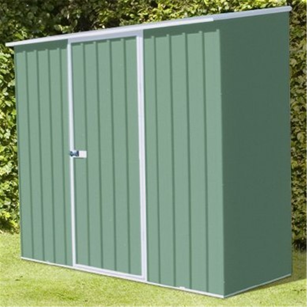 X Premier Pale Metal Shed